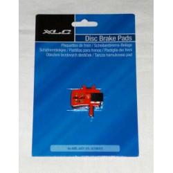 Pločice XLC za Avid Jucy 3/5 kočnice