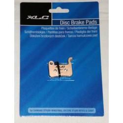 Pločice XLC za Shimano XT ili XTR kočnice, metalik