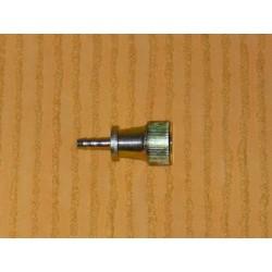 Adapter za pumpu, metalni, za presta ventil