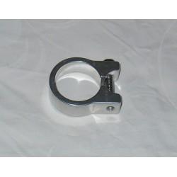 Šelna za šticnu, hromirana, 31.8 mm