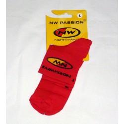 Čarape Northwave crvene 44-47