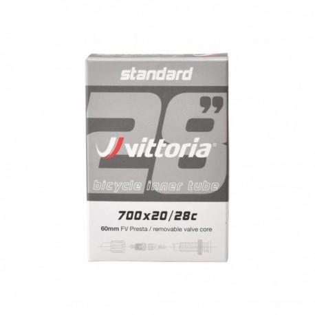 Унутрашње гуме Виториа 700ц, 20-28, вентил 60 мм