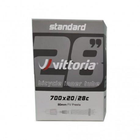 Унутрашње гуме Виториа 700ц, 20-28, вентил 80 мм