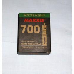 Гума унутрашња Максис 700х23-32, вентил 48 мм