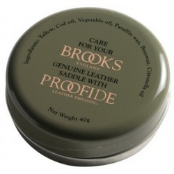 Krema za kožna sedišta, Brooks
