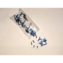 Niple aluminijumske, plave