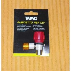 Pumpa na CO2, WAG