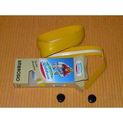 Traka za volan Ambrosio žuta