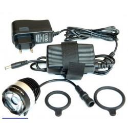 Lampa na akumulator Velotech Ultra 500